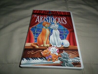 The Aristocats Gold Collection  Dvd Disney With Insert