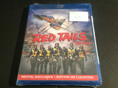 Red Tails   (  Blu Ray  )  Cuba Gooding Jr  Terrence Howard