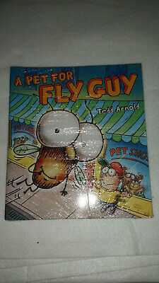 A Pet For Fly Guy Tedd Arnold (Set of 10) Brand New Paperbacks Teachers  SEALED