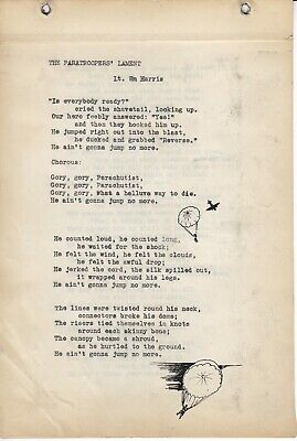 82nd Airborne Song