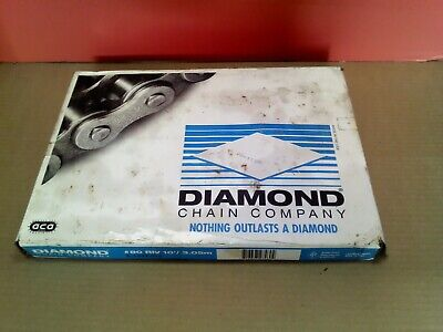 Diamond X-1334-010 #80 Riveted Roller Chain