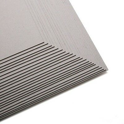 3000 Micron Greyboard, A3, A4, 3mm Card, Thick Mount Backing Board, SALE OFFER