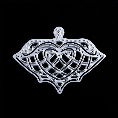 Lace Border Metal Cutting Dies Stencils for DIY Scrapbooking Album Cards Decor