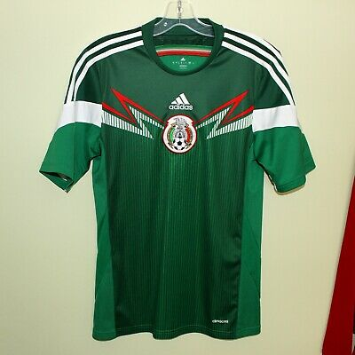 b587cd9517c unworn MEXICO 2014-15 home shirt Adidas S jersey camisa maillot trikot World  Cup