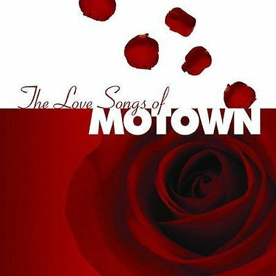The Love Songs Of Motown, Various Artists