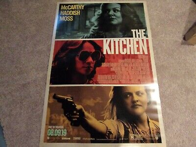 The Kitchen Original Theatrical Poster 27x40 Action Melissa McCarthy