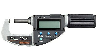 MITUTOYO DIGIMATIC QUICK MICRO (0~30mm) MDQ-30MX MADE IN JAPAN