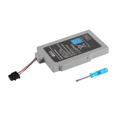 3600mAh Li-ion Rechargeable Battery Pack Replacement for Wii U Gamepad AC1748