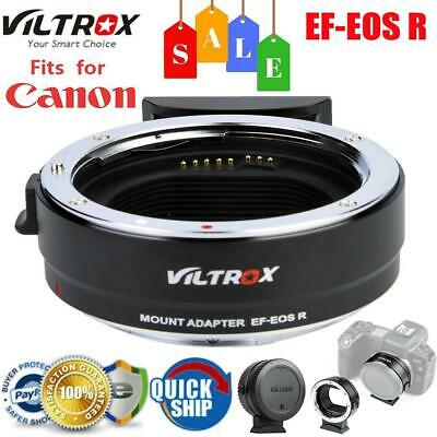VILTROX EF-EOS R Auto Focus Lens Adapter for Canon EF/EF-S Series f Canon EOS R