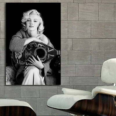 #01 Madonna 80s Pop Musician Erotic Model 40x60 inch More Sizes Large Poster