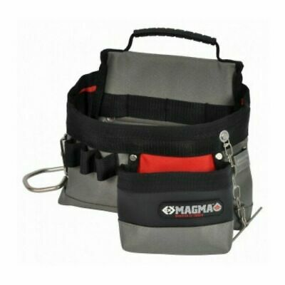 CK Magma Electricians Tool Pouch Work/Tool Belt For Screwdrivers,Pliers, MA2717A