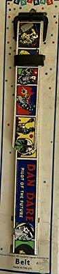 Vintage 1991 The Eagle Comics Dan Dare Pilot Of The Future Belt Factory Sealed