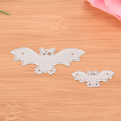 Bat Metal DIY Cutting Dies Stencil Scrapbook Album Paper Card Embossing Craft