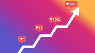 Natural Growth And Marketing Of Your Instagram Account 30 days