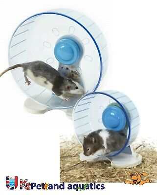 Rodent Play Wheel, Free Standing, Small & Large