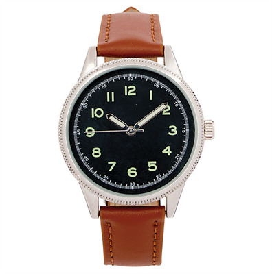 EAGLEMOSS FRENCH PILOT 1950's REPLICA MILITARY WATCH #26 NEW & BOXED £4.99