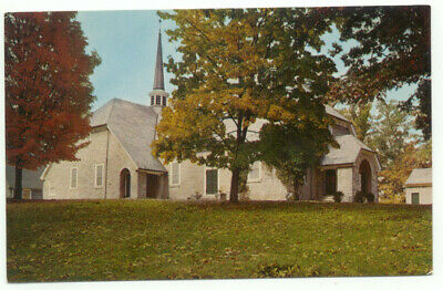 FT  DE FIANCE VA Augusta Stone Presbyterian Church Postcard - Virginia