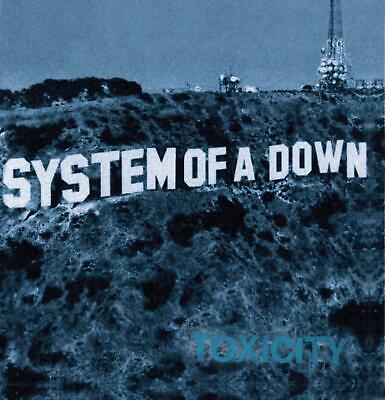 Toxicity - System of a Down  | CD | Neu - New