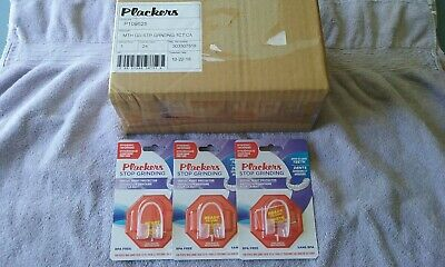 24 pack Plackers Stop Grinding Dental Night Guard Protector $2.00 each!