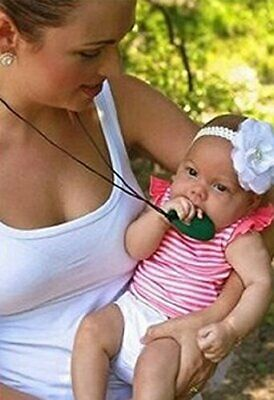 Chuchumz Chewy Necklace Chewelry Autism ADHD Biting Sensory Child Baby Teething
