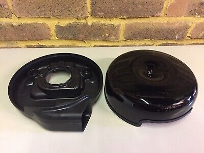 Genuine Harley-Davidson Air Cleaner Cover Vivid Black Sportster XL 48 61300559