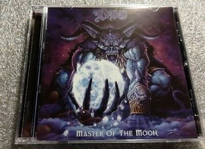 Dio - Master Of The Moon CD - Free Fast U.S. Shipping