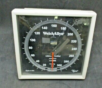 Welch Allyn 767 Series Wall Blood Pressure Gauge