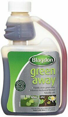 Blagdon 250ml Green Away for Ponds