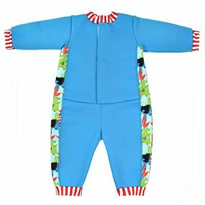 Splash About Babies Warm-in-One Wetsuit Dino Pirates, 6-12 Months