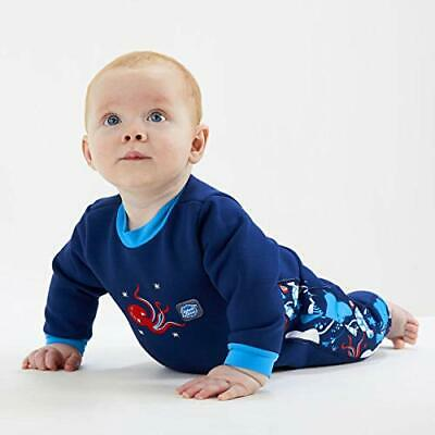 Splash About Childrens Warm In One Wetsuit, Under The Under The Sea, 6-12 Month