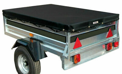 Sumex Cover+ Black Waterproof Trailer Cover Small (150 x 105 x 8cm)