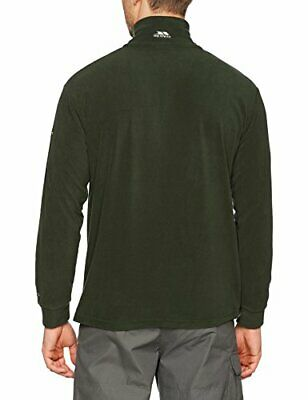 Trespass Mens Masonville Ultralight Microfleece Jacket, Olive, Small