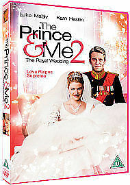 The Prince And Me 2 - The Royal Wedding (DVD, 2008 - Luke Mably) T2TCDVD603 (vg)