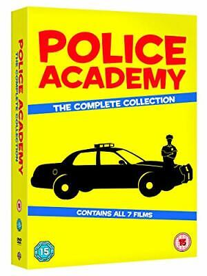 Police Academy The Complete Collection [DVD] [2004]