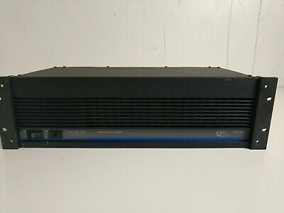 QSC 1400 Professional Stereo Power Amplifier 2 Channel 300W/4 OHMS