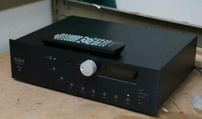 Acurus By Mondial Act 3 Preamp Processor + Remote ! Preamplifier    1I06