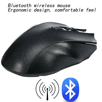 Wireless Bluetooth 3.0 1600DPI Gamer Gaming Mouse Mice for Laptop Work  Game