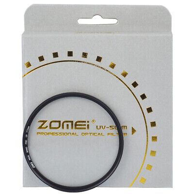 ZOMEI Ultra-thin UV 62mm Slim Len Filter Ultra-Violet Lens Protector For Camera