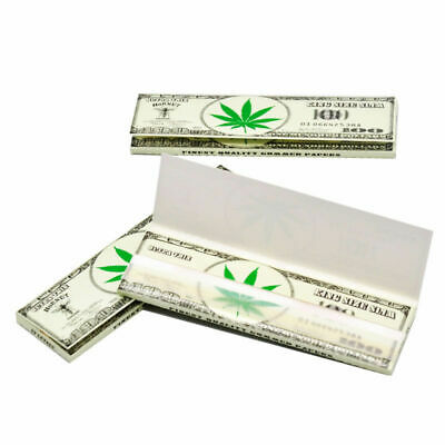 HORNET Dollar 10 Booklets (320 Leaves) 110mm King Size Tobacco Rolling Papers