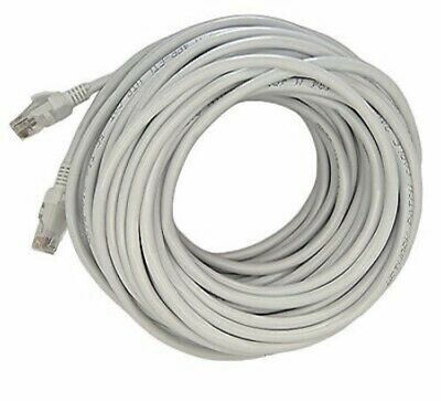 Blue 100 FT Foot 30M Cat5e Patch Ethernet LAN Network Router Wire Cable Cord NEW