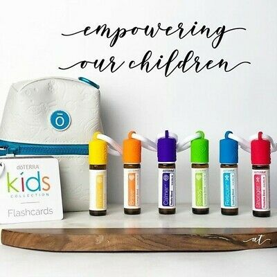 AKTION doTERRA Kids Collection Rollon mit 6 ätherischen Ölmischungen für Kinder