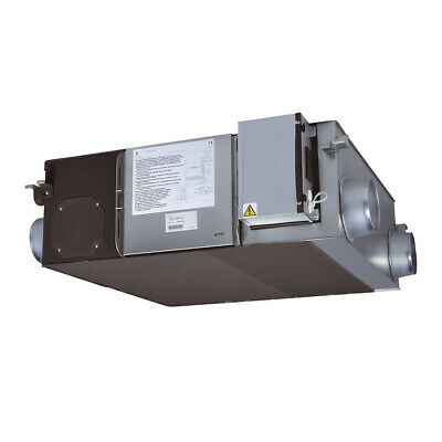 Mitsubishi Lossnay LGH100-RVX-E Commercial Heat Recovery MVHR Unit