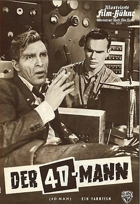 IFB 5826 | DER 4-D-MANN | Robert Lansing, Lee Meriwether, Patty Duke | Top