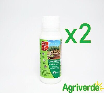 Decis Protect EW 2x 500 ml Ortho-insecticide à large spectre - Bayer