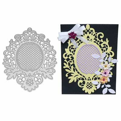 Mirror Cutting Dies Stencil Scrapbooking Album Paper Card Embossing DIY Decor