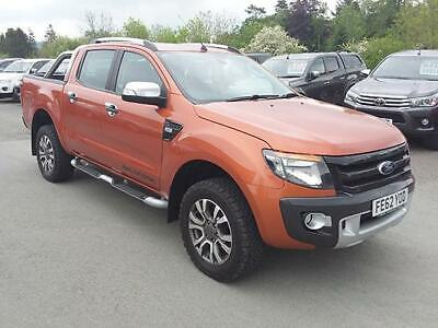 Ford Ranger 3.2TDCi 200PS 4x4 Wildtrak Double Cab