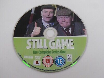 Still Game - Series 1 - DISC ONLY