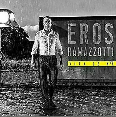 Eros Ramazzotti - Vita Ce N'è (Box Fan Edition 2CD+45giri+Stampe) NEW SEALED