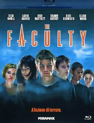 |1241707| Robert Rodriguez - The Faculty (Blu-Ray x 1) Italian Import|New|