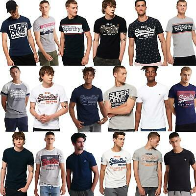 Superdry T-Shirt Tops Assorted Styles